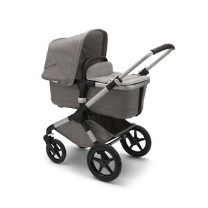 Bugaboo Fox 2 in Mineral Light Grey Collection