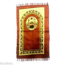 Tapis De Prière Priez Namaz Mecque Islam Prière Kibla Sejjada Orient Coran Tapis