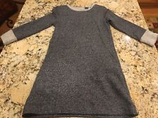 French Connection Nordstrom FC Jeans Long Shirt Dress Top US 2 / FR 34/UK 6 EUC