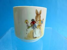 ROYAL DOULTON BUNNYKINS EGG CUP GOING TO BED LIKE NEW