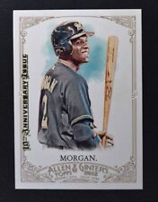 2015 Allen and Ginter 10th Anniversary Buyback 2012 #86 Nyjer Morgan - NM-MT