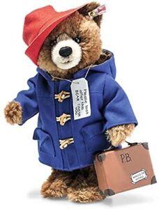 Steiff Paddington Bear - 2021 limited edition collectable teddy - 35cm