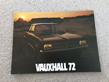 EE202AF Vauxhall Victor Fd 1600CC 2000CC 1968 To 1971 Frein Arrière Chaussures Set