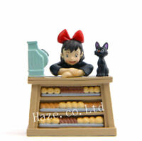 Studio Ghibli Kikis Delivery Service Cat Jiji Bakery Figure Toy Model DecorGood