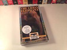 The Urban Elephant Rare Sealed VHS Nature Documentary 2000 Allison Argo
