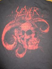 "2009-2011 Slayer ""World Painted Blood"" Concert Tour (Med) T-Shirt"