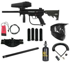 "NEW Tippmann A-5 Sniper Paintball Marker Gun Package A5 HPA/N2 14"" Sniper Barrel"