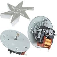 Genuine Hotpoint Indesit Cooker Fan Oven Motor Unit & Blade C00293308 C00149132