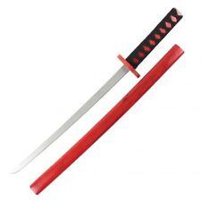 """29"""" Red Wooden Samurai Katana Sword"""