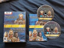 MEDIEVAL II TOTAL WAR GOLD EDITION PC Game