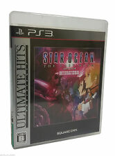 Star Ocean 4 The Last Hope International Japan Import PS3 Japanese RPG