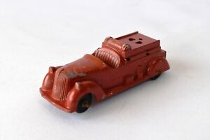 """Vintage Toby Toy Breakdown Truck Metal Masters Diecast truck England Red Rare""""F8"""
