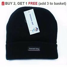 Advanced Thermal Insulated Winter Beanie Hat CHILDRENS THERMAL HAT WHIT LINING
