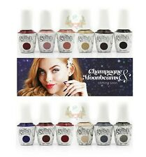 "Gelish Soak-Off Gel ""Champagne & Moonbeams"" Winter Collection 12 pcs No Display"