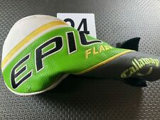Callaway Epic Flash Driver Head Cover ! Super Nice! Fast Shipping!