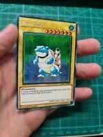 Handmade Proxy Blastoise Turtok Customcard Pokemon Yugioh Card in Holo