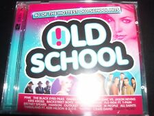 Old School Various 2 CD PINK Britney Spears Dr Alban Hanson Kesha DR Alban - NEW