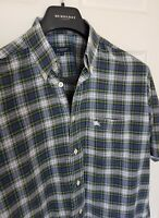 Mens uber chic LONDON by BURBERRY short sleeve size large. Immaculate RRP £145.