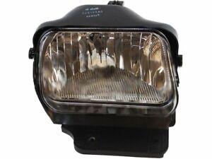 Left Fog Light For 2007 Chevy Silverado 2500 HD Classic T289PR