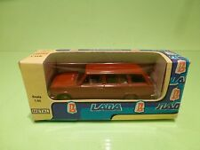 MADE IN USSR CCCP 10 GAZ 2102 LADA COMBI - BROWN 1:43 - GOOD CONDITION IN BOX