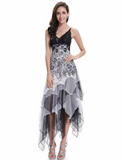 Ever-Pretty Full Length Regular Sleeveless Dresses for Women