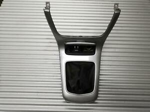 NISSAN PULSAR C12 SSS, CONSOLE SHIFTER SURROUND WITH BOOT, HATCH, 05/13-12/16