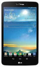 LG G Pad VK810 16GB Wi-Fi 4G Verizon 8.3in       *** MINT CONDITION w/ CASE ***