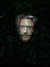 HOT TOYS IRON MAN 2 MMS132 Mark VI 1/6 Scale Head Sculpt