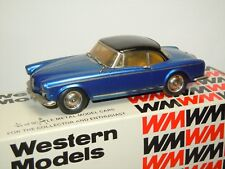BMW 503 Coupe - Western Models England 1:43 in Box *32772