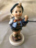"Vintage M I Hummel W Goebel W Germany ""Home From Market"" Figurine # 198 2/0 TMK4"