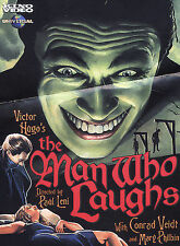 NEW Victor Hugo's The Man Who Laughs (DVD, 2003) Kino On Video 1928 Rare OOP