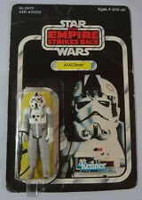 1980 Star Wars Vintage ESB AT-AT DRIVER Kenner 41 Back Clear Bubble L@@K!