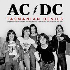 Tasmanian Devils by AC/DC (CD, Jul-2016, Chrome Dreams (USA))