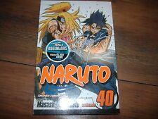 Naruto 40 by Masashi Kishimoto | Shonen Jump Manga