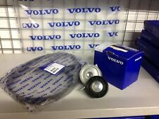 Genuine Volvo Auxiliary Belt And Tensioner V60/S60/V70/S80/XC60 2.00 Diesel