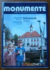 Denkmalzeitschrift Monumente - Heft 5 2011 (Oktober 2011)