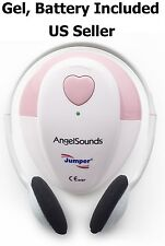 AngelSounds JPD-100S 3mhz, prenatal Baby heart Monitor, FDA CE, US