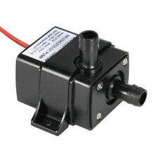 New listing Heat Resistant Mini Brushless Submersible Water Pump fr Fountain Dc12V 4.8W G8F6