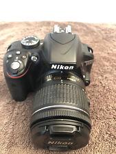 Reflex Nikon D3300 + AF-P 18-55VR