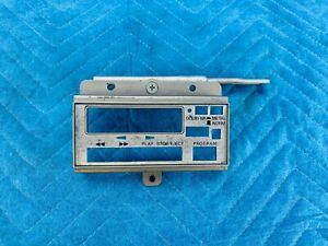 Datsun 280ZX Radio Cassette Player Trim Bezel 1981-1983 OEM