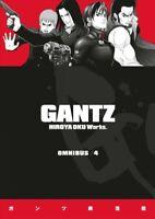 Gantz Omnibus 4, Paperback by Oku, Hiroya; Oku, Hiroya (ILT); Johnson, Matthe...