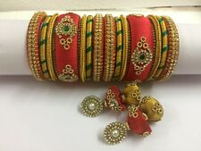 Engagement & Wedding Bridal & Wedding Party Jewelry 2.6 2.8 2.10 Bollywood 1 Fits All Gold Cuff Bracelet Bangles Indian Jewellery U1