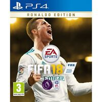 FIFA 18 PlayStation 4 CHEAP PRICE FREE POSTAGE