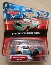 Disney Pixar Cars • Sputter Stop No. 92 • Kmart Exclusive Synthetic Rubber Tires