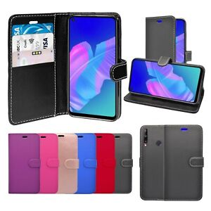 Case For Huawei P40 Lite E Wallet Flip PU Leather Stand Card Slot Pouch Cover