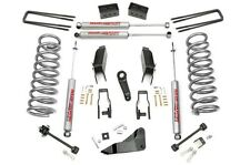 "NEW Rough Country 2009-2010 Dodge Ram 2500 3500 Mega Cab 4WD Diesel 5"" Lift Kit"