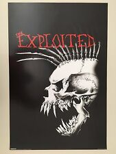 The Exploited,Music Band, Authentic Licensed 2007 Poster