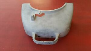 1940 Speeditwin Outboard Motor Cowling, Front Cover