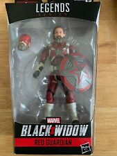 marvel legends black widow red guardian from the 2 pack (new version)