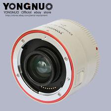 YONGNUO Teleconverter YN-2.0X III  Auto Focus Mount Lens for Canon EOS EF LENS